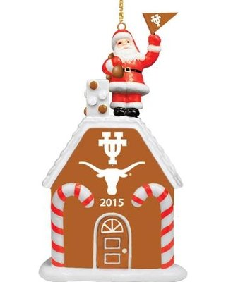 The 2015 Texas Longhorns Ornament