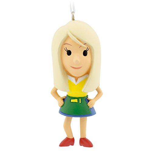 Hallmark Big Bang Theory Penny Christmas Ornament