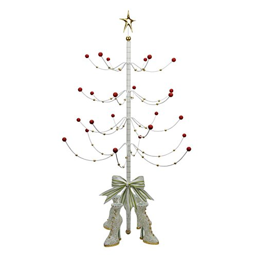 43″ Patience Brewster Krinkles Mini Christmas Ornament Decorative Display Tree