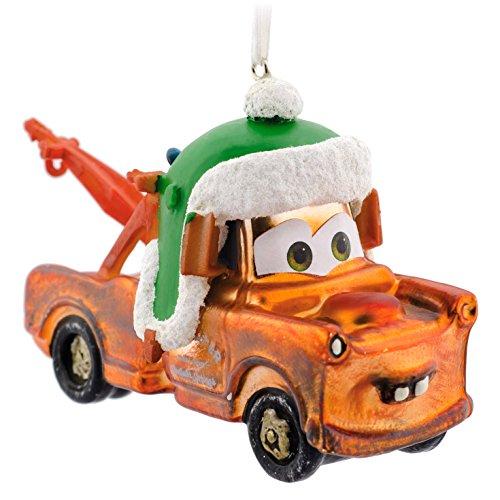 Hallmark Premium Cars Mater Christmas Ornament