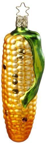 Cob of Corn, #1-101-10, by Inge-Glas of Germany by Inge-Glas Manufaktur