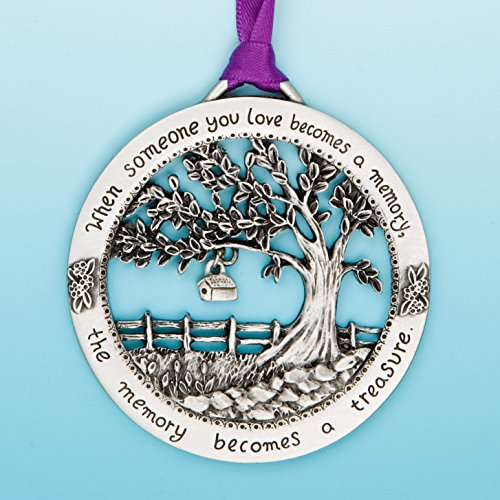 Merry Christmas Memorial Ornament – When Someone You Love Becomes a Memory