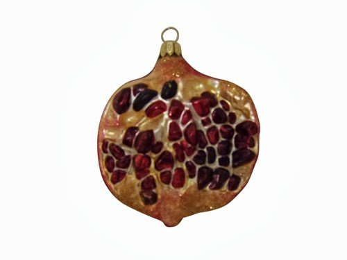 Ornaments to Remember: POMEGRANATE Christmas Ornament