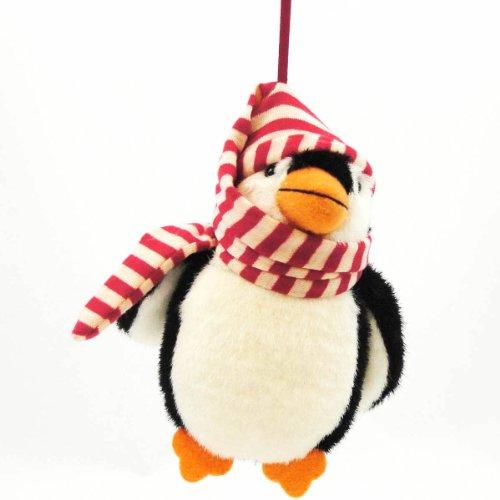 Boyds Bears Plush LIL' WADDLES BOYDS ORNAMENT 4028342 Christmas Plush Penguin New