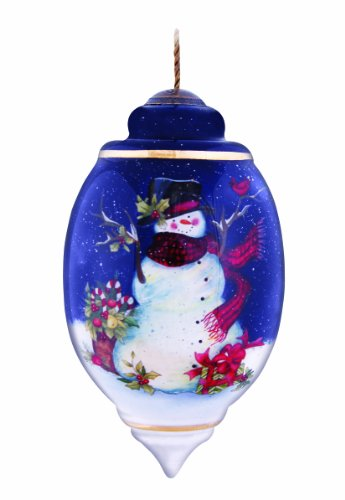 Ne'Qwa Christmas Eve Companion Ornament