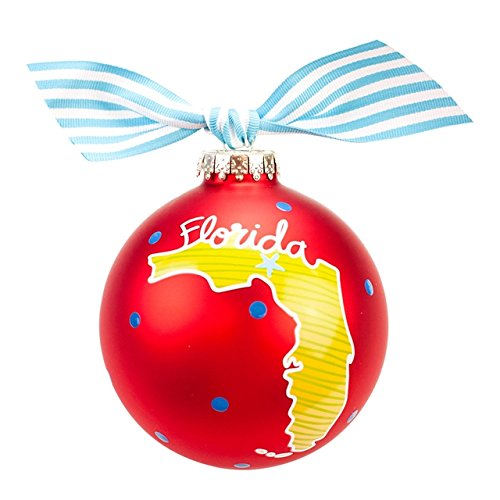 Florida In A Colorful State Ornament
