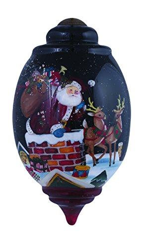 Ne'Qwa Christmas Eve Magic Ornament
