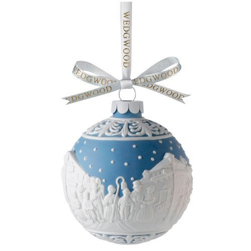 WEDGWOOD HOLIDAY TRADITIONAL Ornament carol singers – 2013 intro
