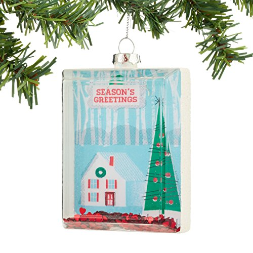 Department 56 Gallery Lure Greetings House Ornament