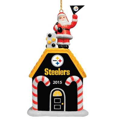 The 2015 Steelers Ornament