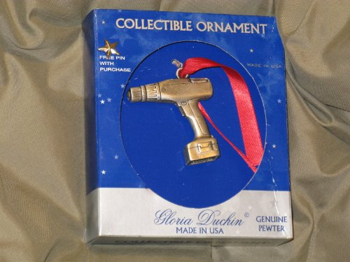 Gloria Duchin Collectible Ornament – Tool Collection