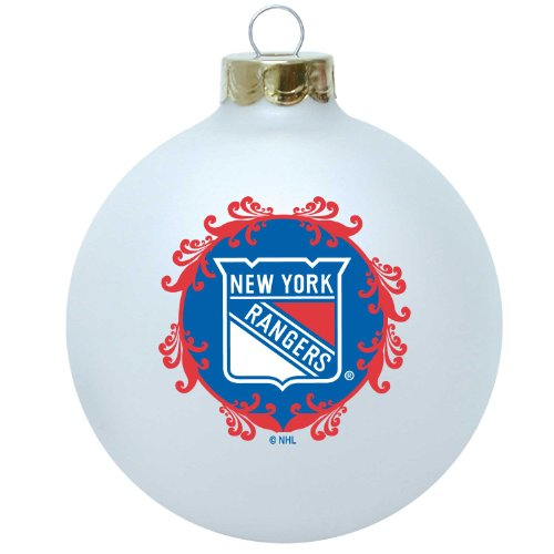 NHL New York Rangers Large Collectible Ornament