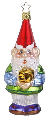 Inge-Glas Share The Love Christmas Ornament