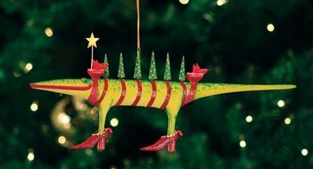 Patience Brewster Krinkles – Tin Alligator Orn (30456)
