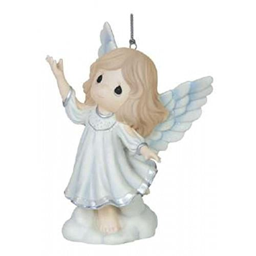 Precious Moments Inc. 151025 Lift Every Voice and Sing Angel Ornament
