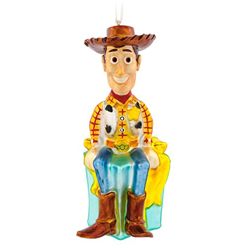 Hallmark Premium Toy Story Woody Christmas Ornament