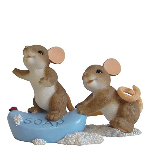 Charming Tails 4039554 Always Have a Soaper Good Time With You New 2015