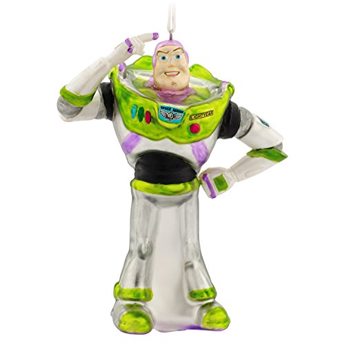 Hallmark Premium Toy Story Buzz Lightyear Ornament