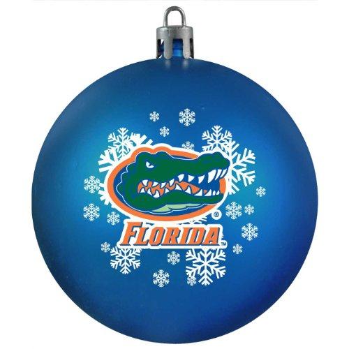 NCAA Florida Gators Shatterproof Ball Ornament