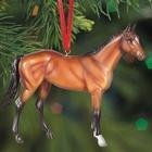 Breyer Horses 2015 Holiday Beautiful Breeds Ornament – Thoroughbred by Reeves (Breyer) Int'l