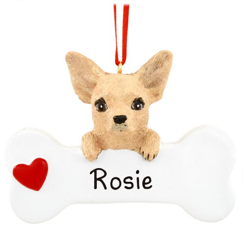 Chihuahua Dog Ornament