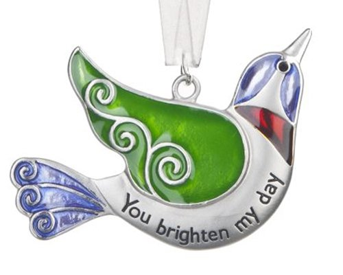 Bird of Happiness Ornament – You brighten my day