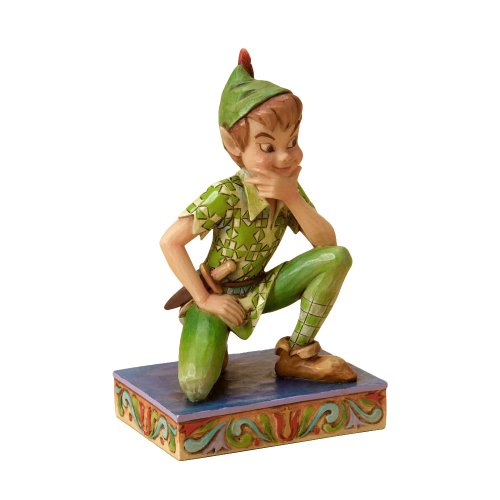 Disney Traditions designed by Jim Shore for Enesco Peter Pan Figurine 4 IN