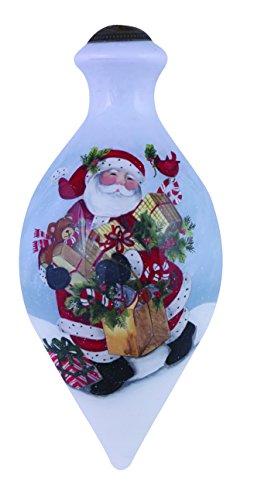 Ne'Qwa Santa's Gifts Ornament