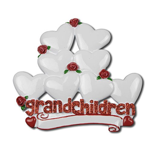 Grandchildren with 9 Hearts