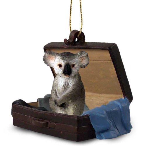 Koala Traveling Companion Ornament