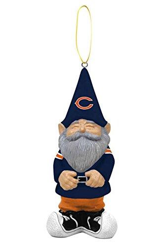 Chicago Bears Gnome Ornament