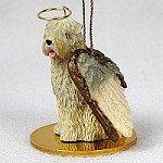 Soft Coated Wheaten Terrier Pet Angel Ornament