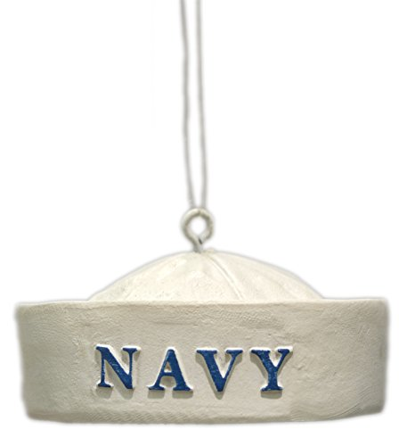 United States Navy Sailor's Hat Ornament