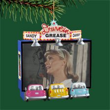 "Carlton Heirloom ""Grease"" Drive-In Christmas Ornament #3740389"