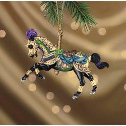 2003 Breyer Carousel Horse Ornament
