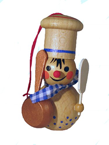 Steinbach – 476R Cook Wood Ornament