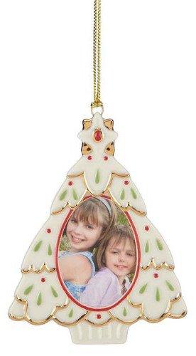 Lenox Tree Frame Hanging Ornament