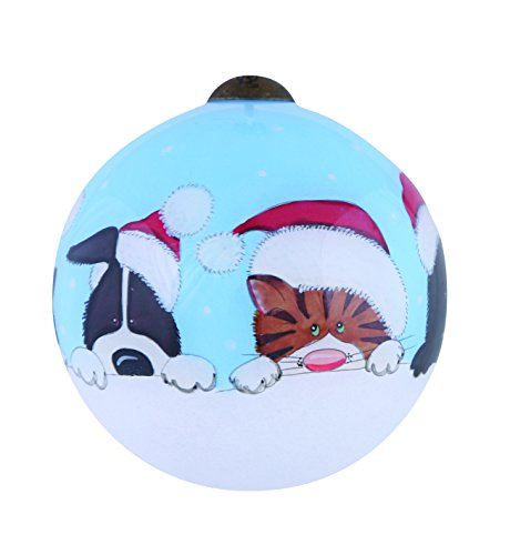 Ne'Qwa Snow Pals Ornament