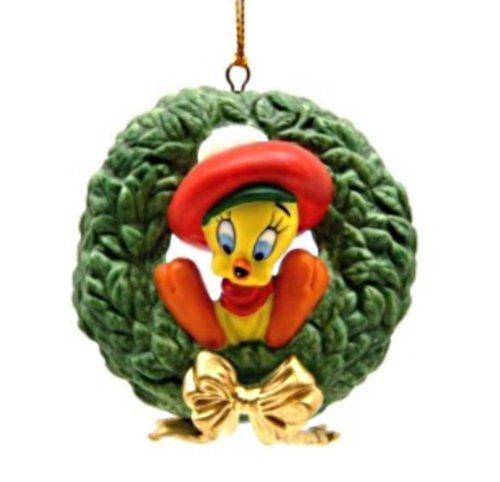 Tweety Wreath Ornament – Looney Tunes