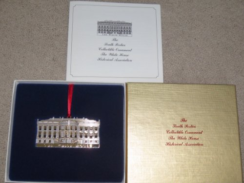 The South Portico Collectible Christmas Tree Ornament … The White House Historical Association