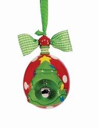 Mud Pie Jinglebelly Ornaments (Reindeer) (Tree)