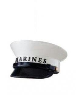 2″ United States Marines Military Hat Christmas Ornament