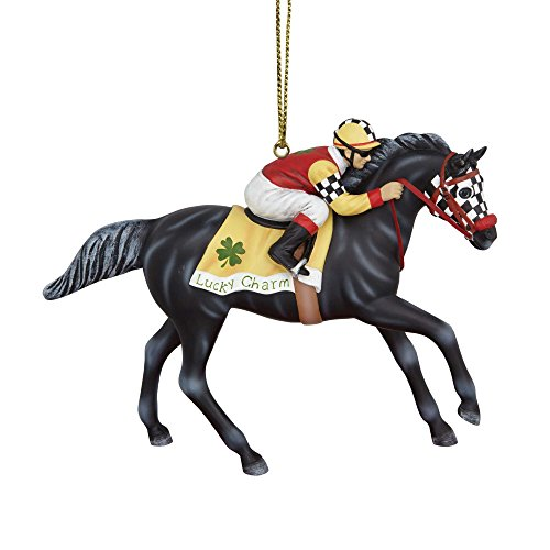 Enesco Trail of Painted Ponies Godspeed Ornament, 2.5″