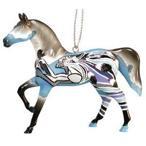Painted Ponies Dream Warriors Ornament