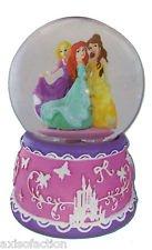 Disney Princess Musical SnoMotion Waterglobe