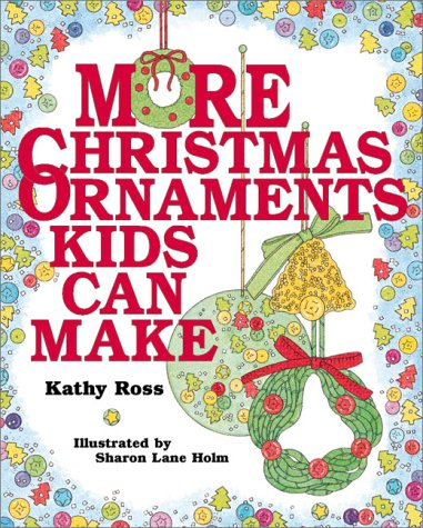 More Christmas Ornaments Kids (Single Title)