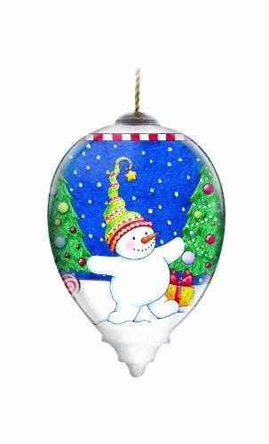 Ne'Qwa Jolly Christmas Ornament