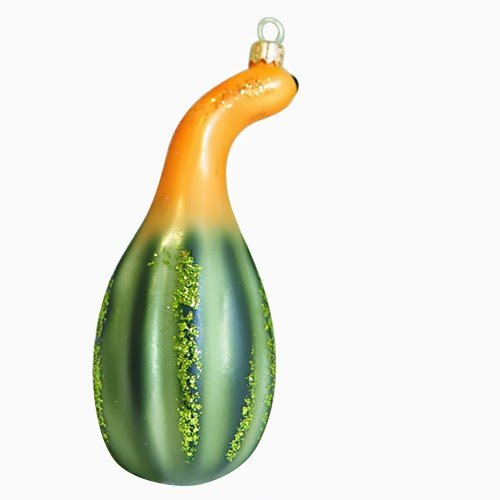 Ornaments to Remember: GOURD Christmas Ornament (Spoon)