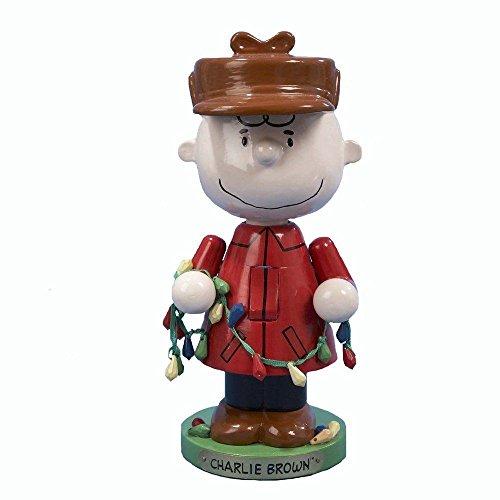 Kurt S. Adler 10-Inch Peanuts Charlie Brown Nutcracker