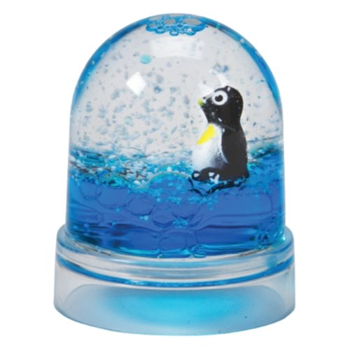 Penguin Liquid Snow Dome